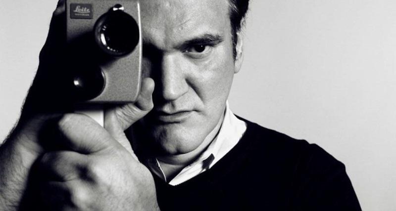 Quentin Tarantino Teaser