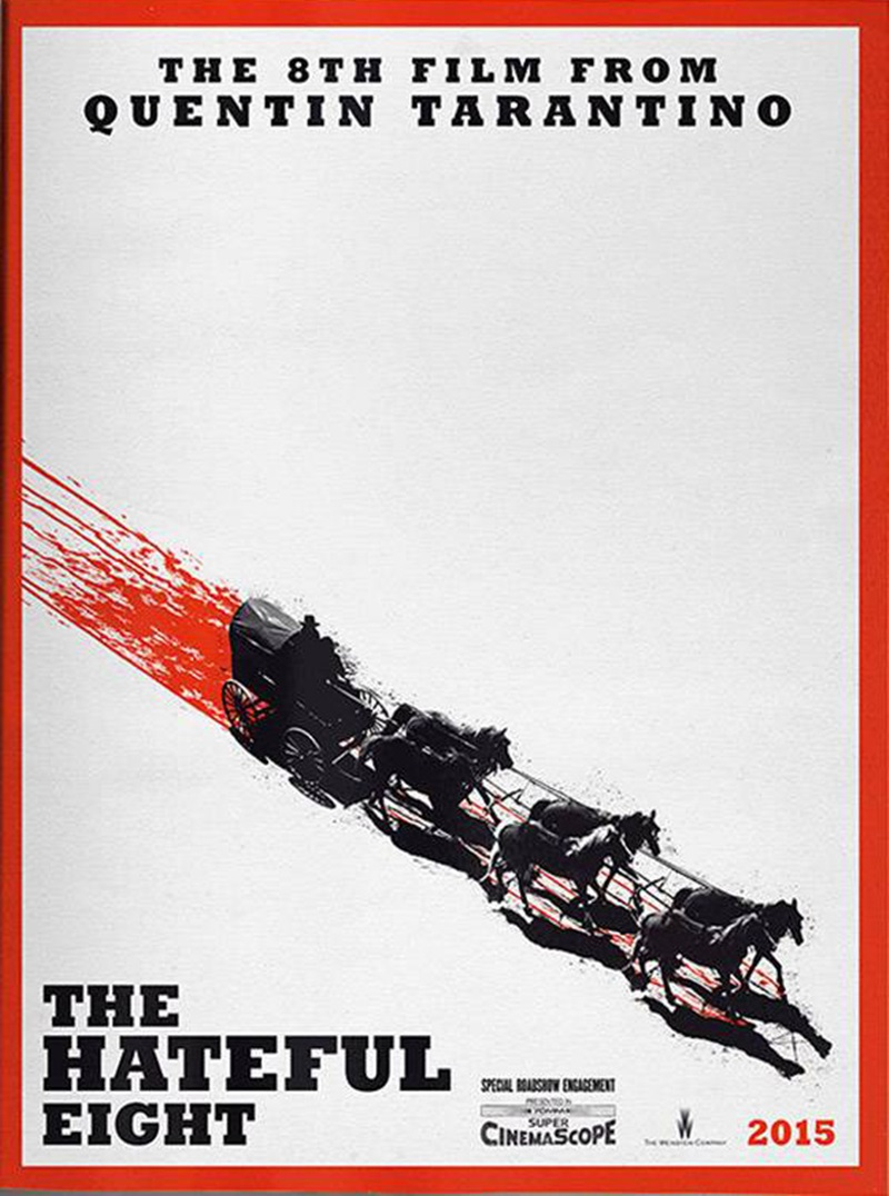 The Hateful Eight Film - Tarantino
