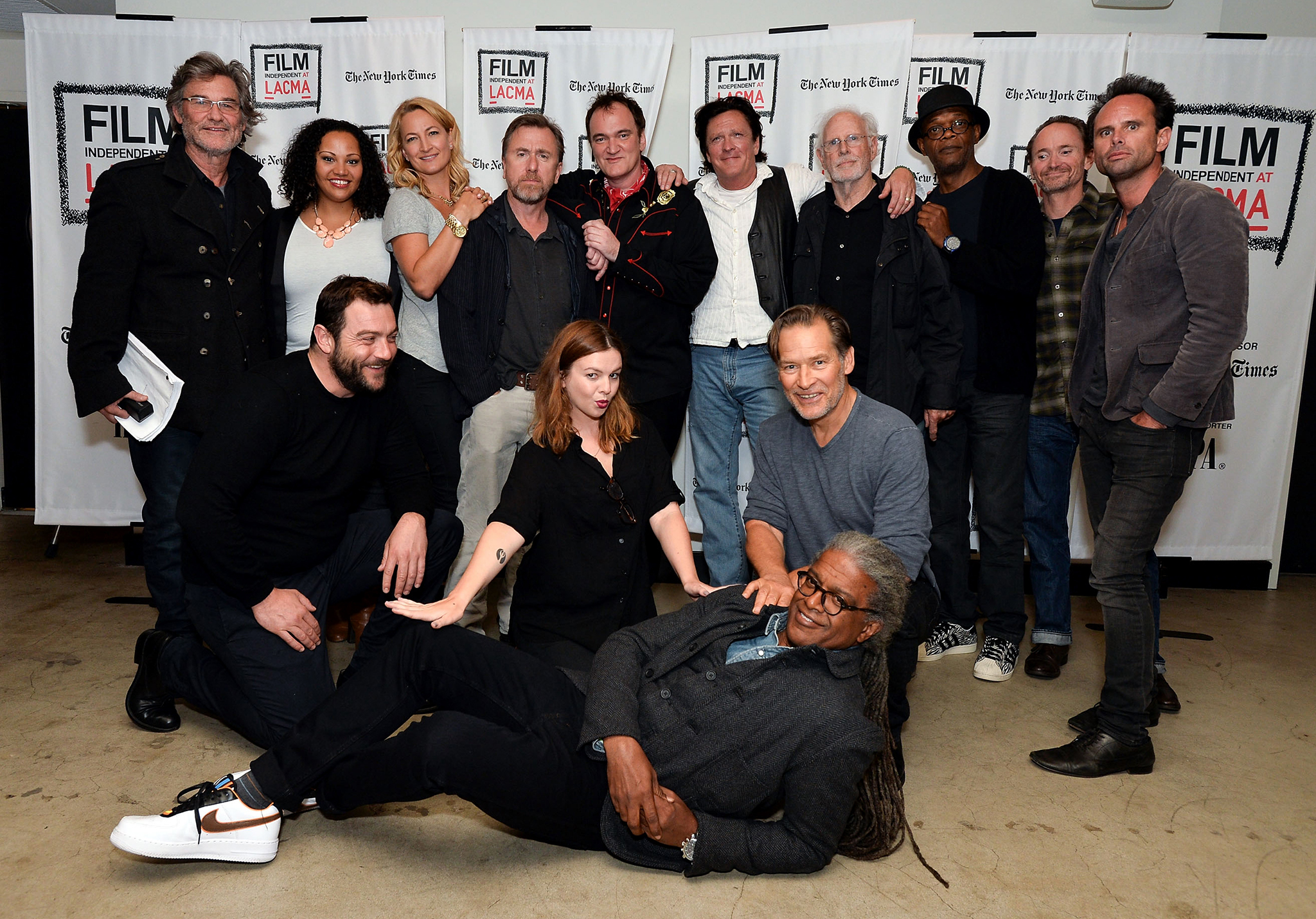 "Film Independent Presents The World Premiere Of A Staged Reading By Quentin Tarantino: ""The Hateful Eight"""