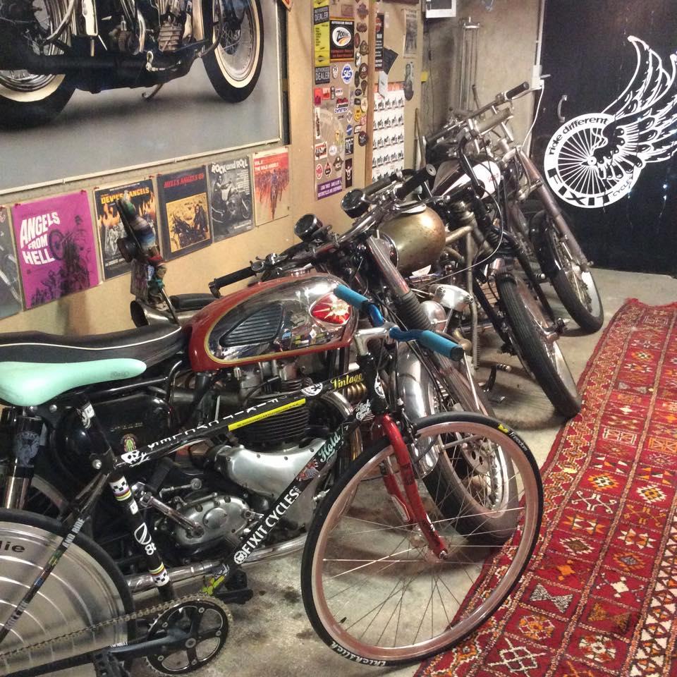 fixie bike 2 roue motos vélos custom fixit fix it nancy
