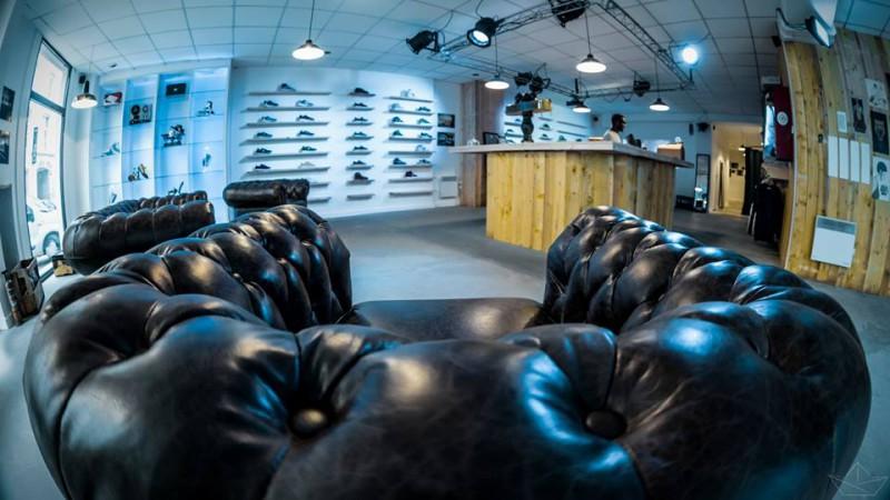 sneakers bar nancy shop