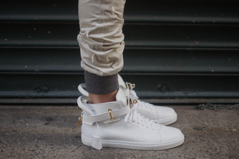 Buscemi 100MM high top.