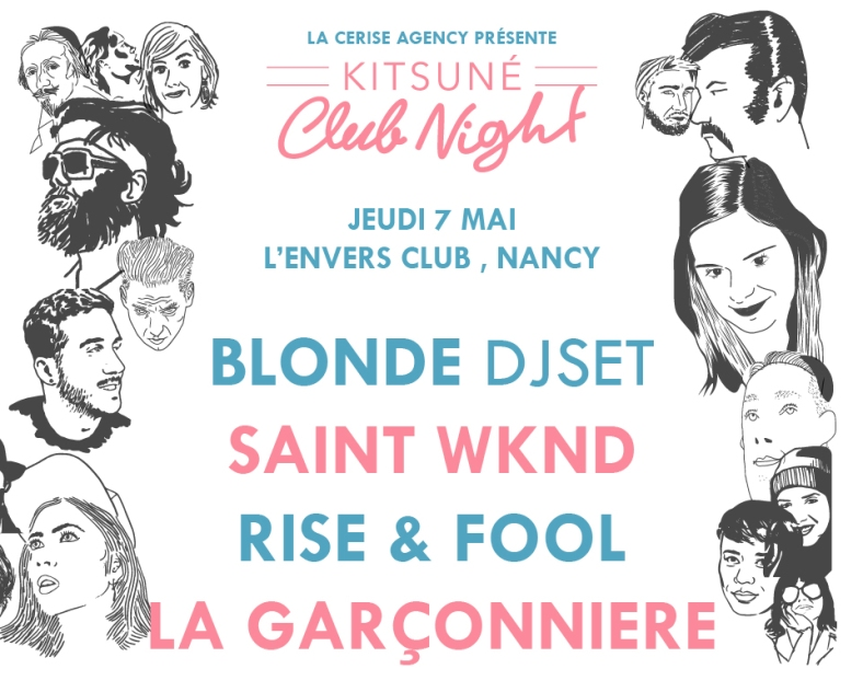 kitsune club night @ L'EnversClub