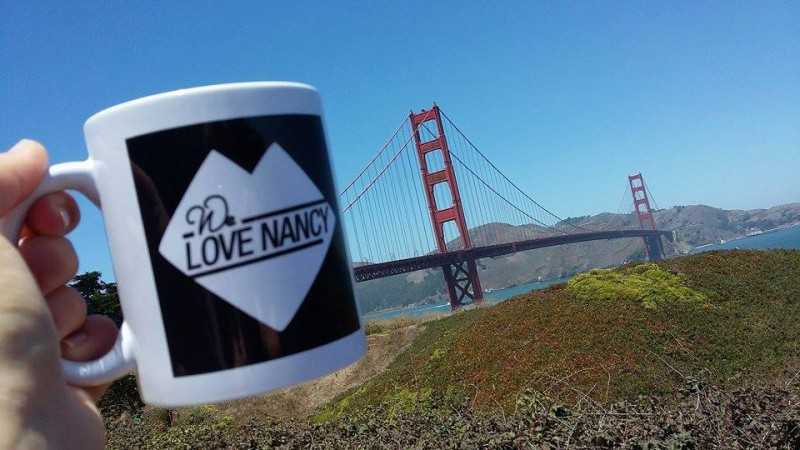 we love nancy tasse usa san francisco