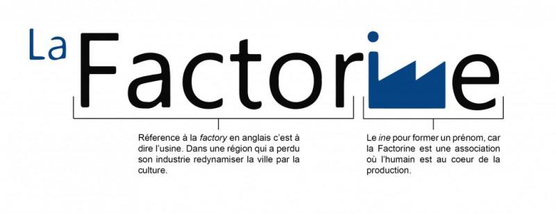 factorine logo nancy galerie