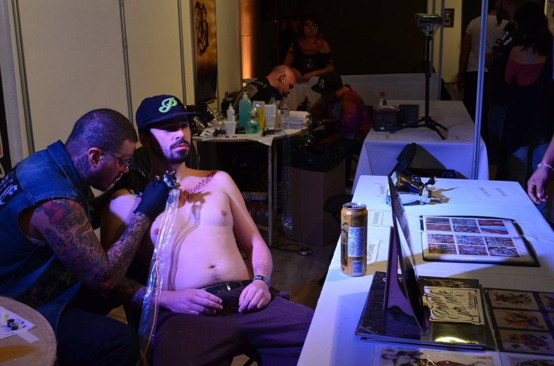 tatouage convention nancy